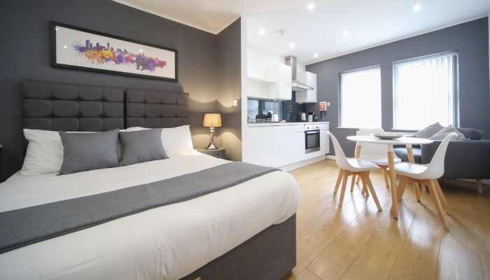 liverpool apartments hotel - CityStop Apartments